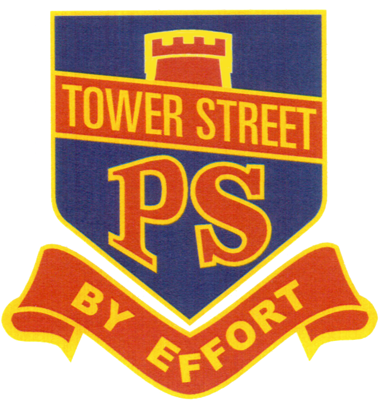 Tower Street Public School logo